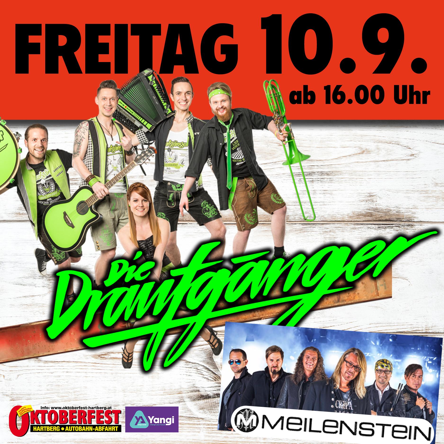 Oktober Fest Hartberg 10.09.2021