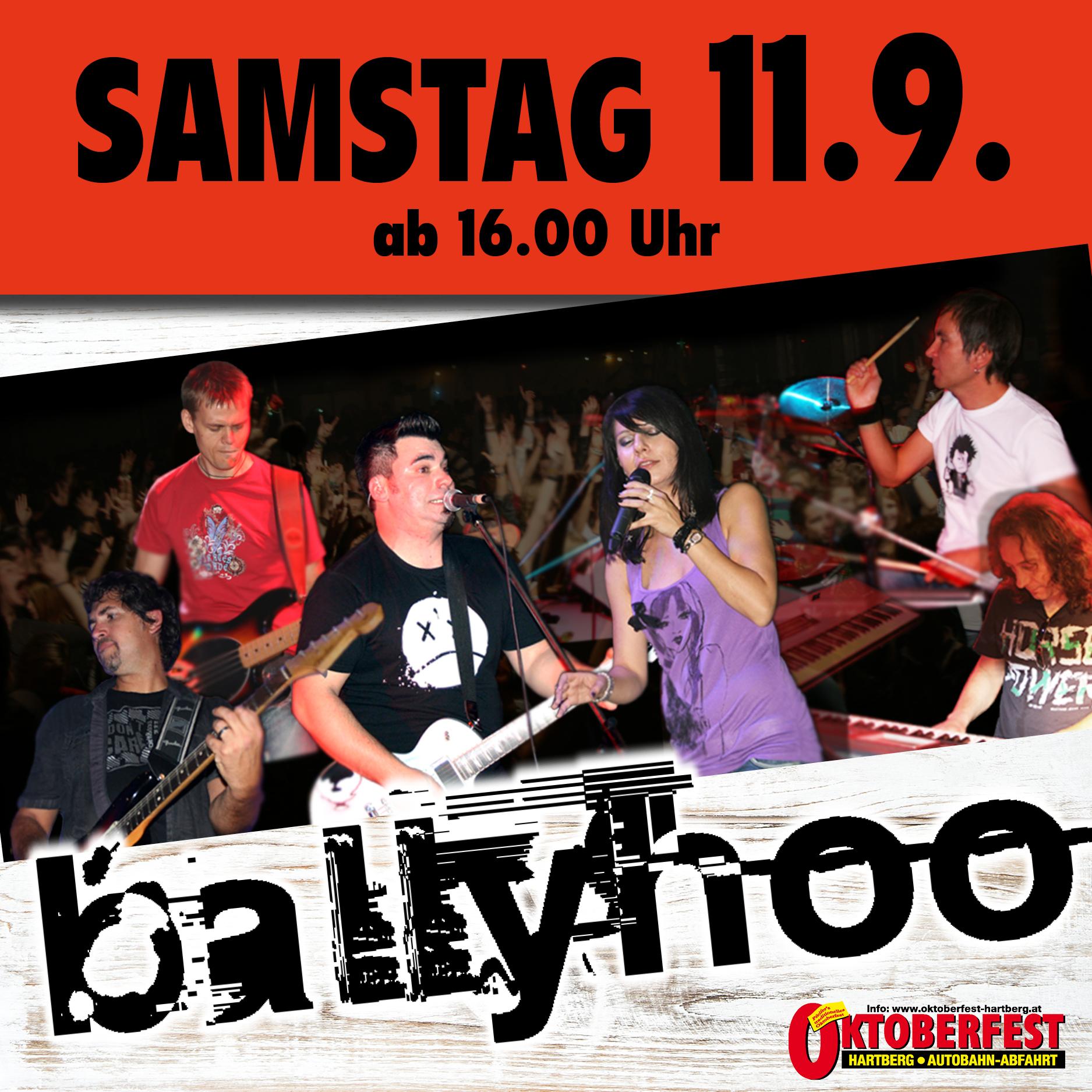Oktober Fest Hartberg 11.09.2021