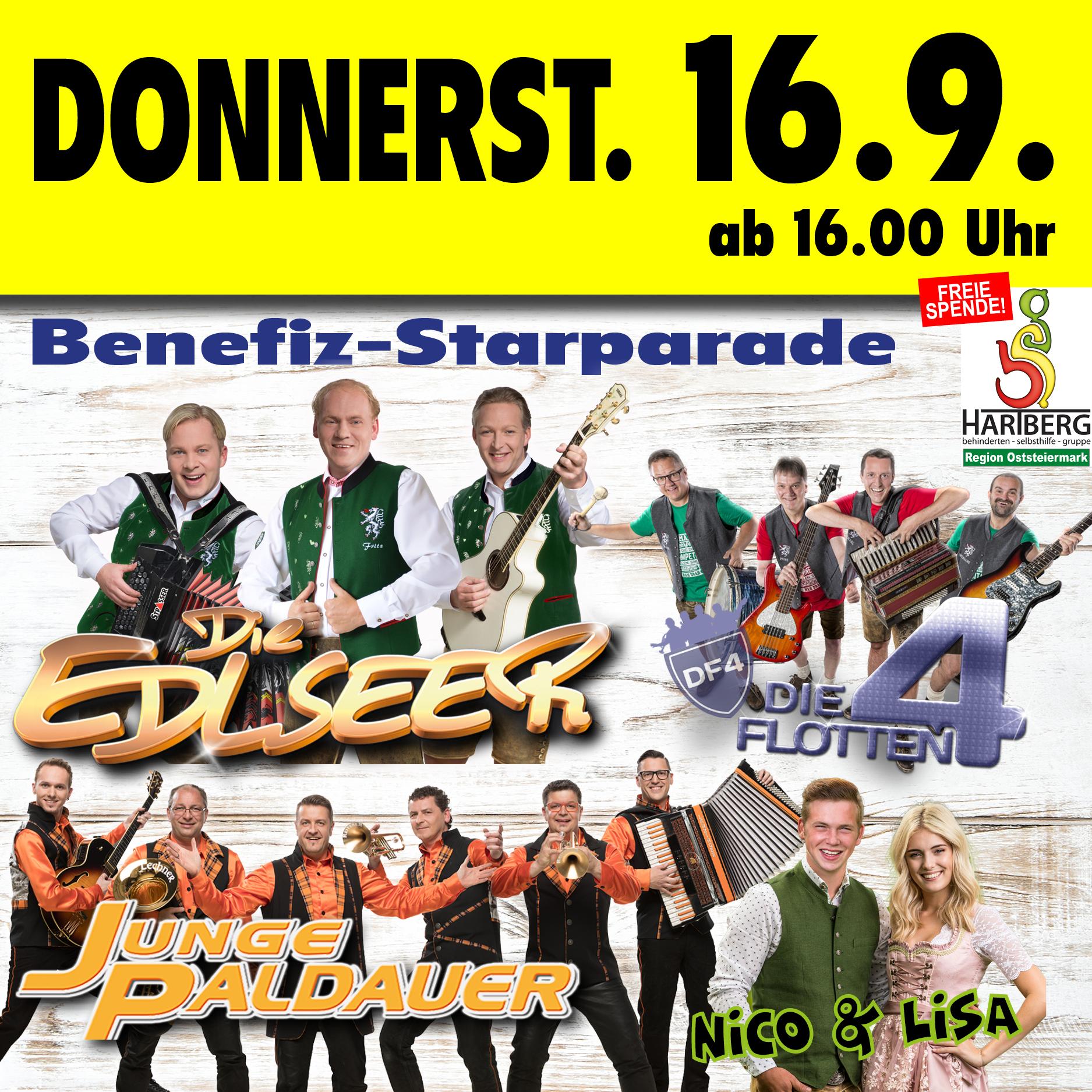 Oktober Fest Hartberg 16.09.2021