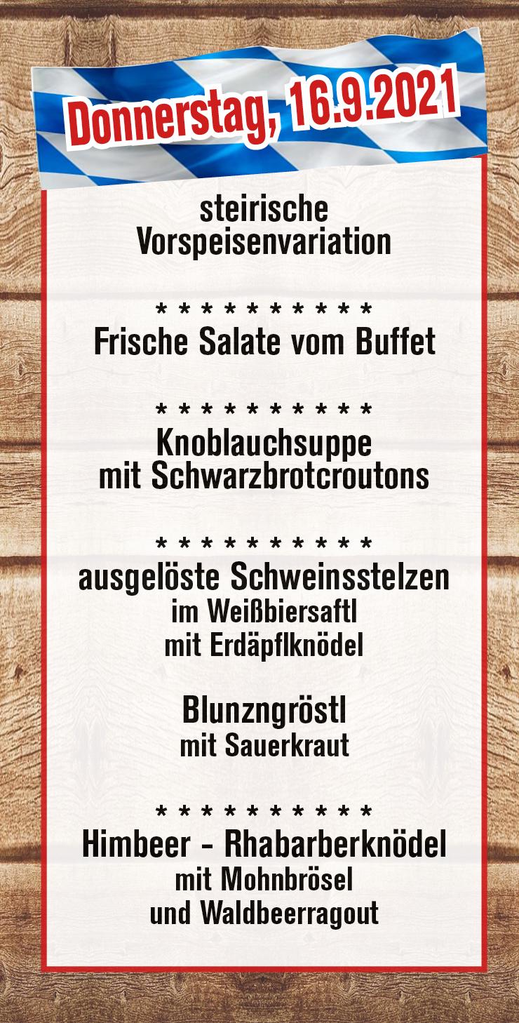 Oktoberfest Hartberg VIP Event