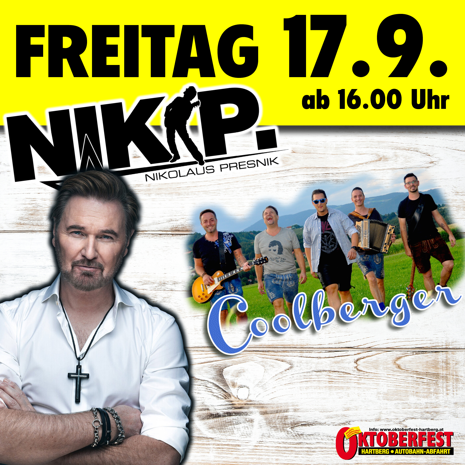 Oktober Fest Hartberg 17.09.2021