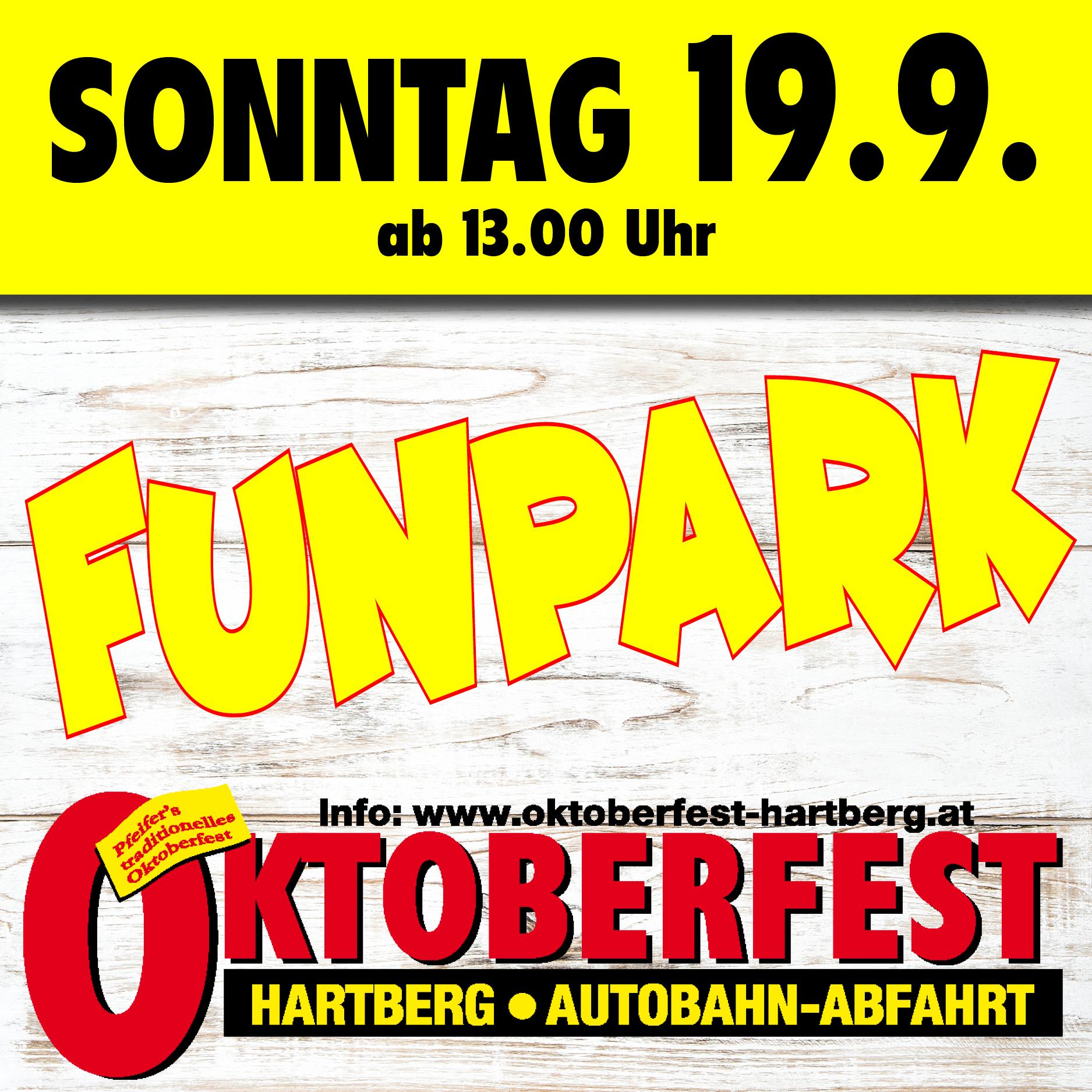 Oktober Fest Hartberg 19.09.2021