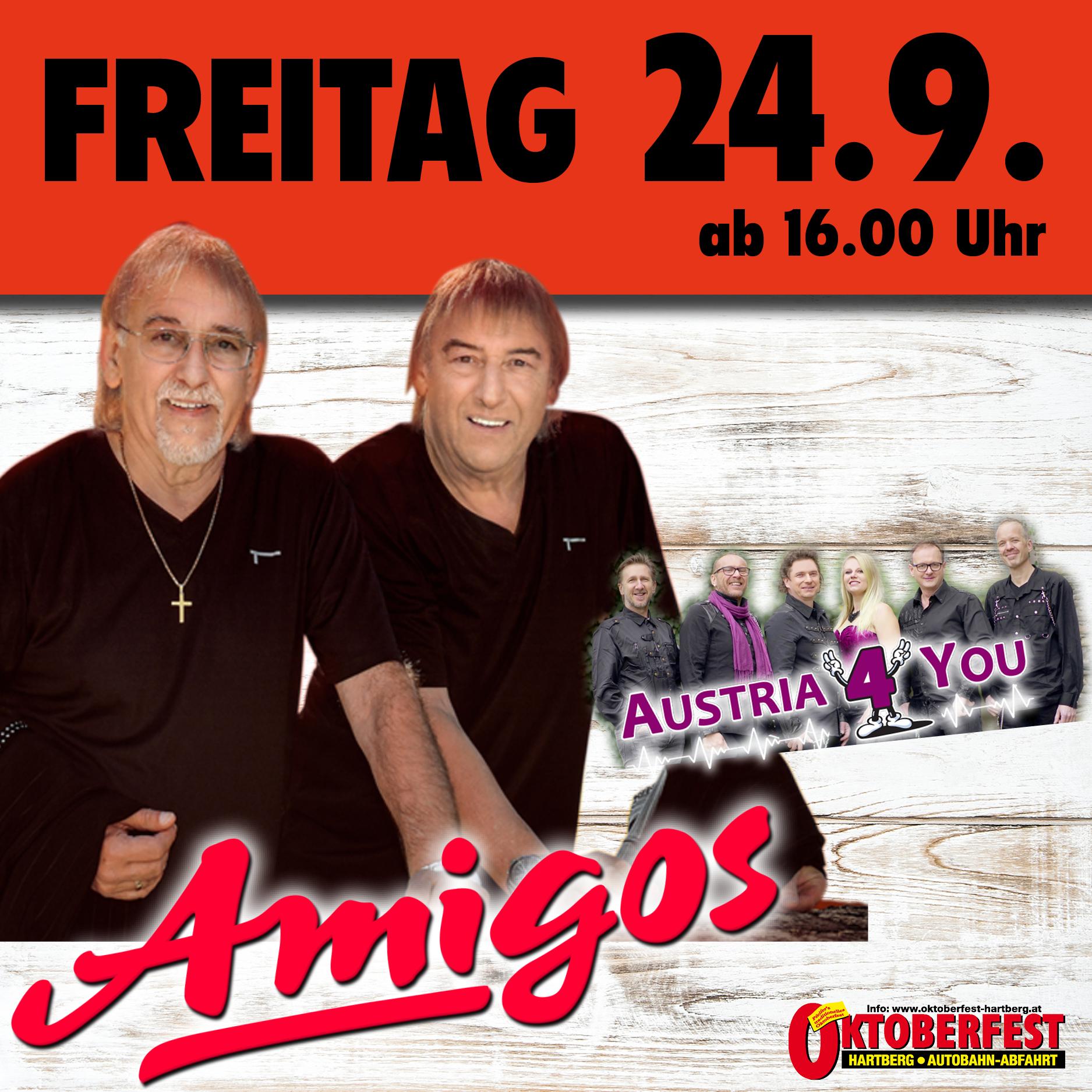 Oktober Fest Hartberg 24.09.2021