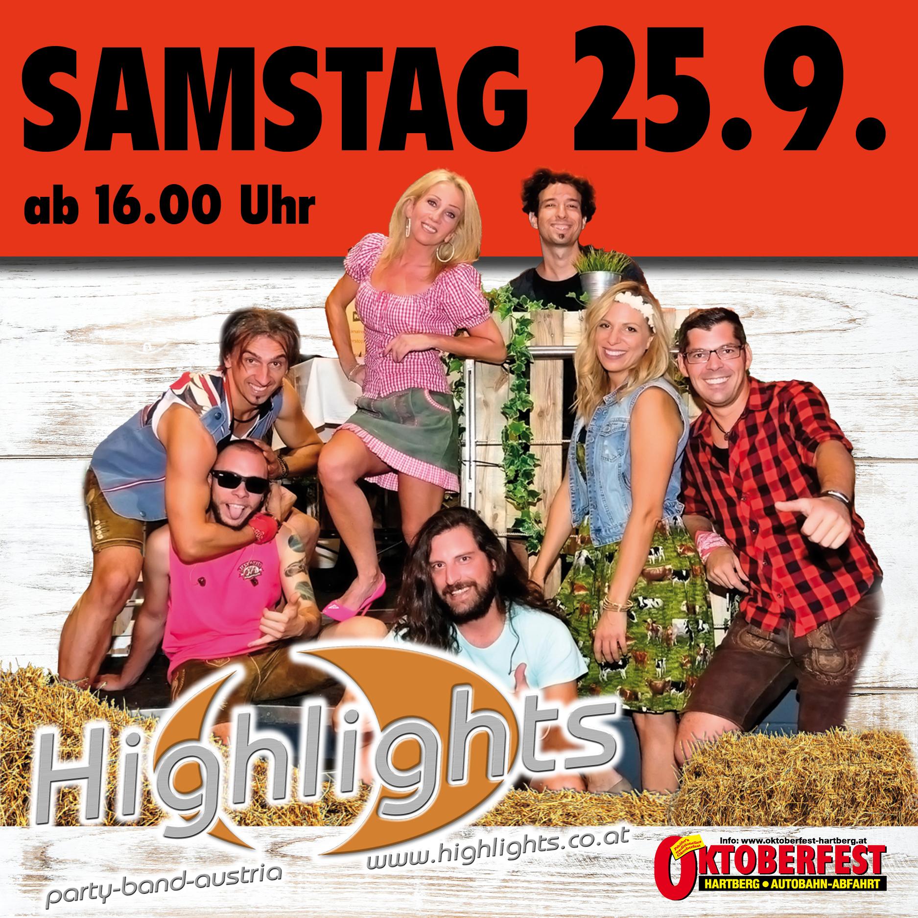 Oktober Fest Hartberg 25.09.2021