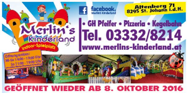 Merlins Kinderland